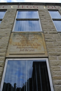 Alec Clegg quote Bretton Hall